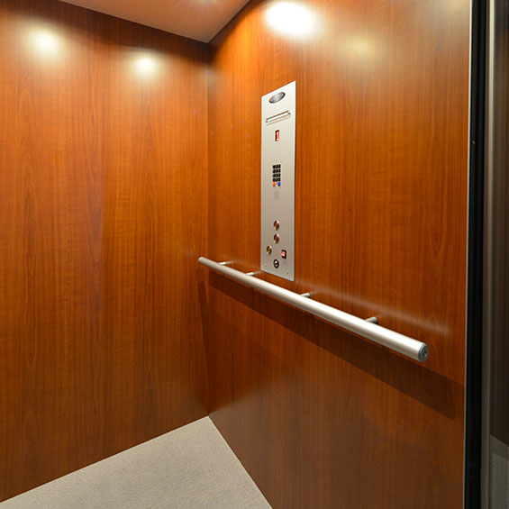 Home elevator by Savaria