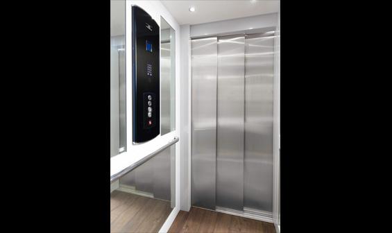 Garaventa LULA elevator