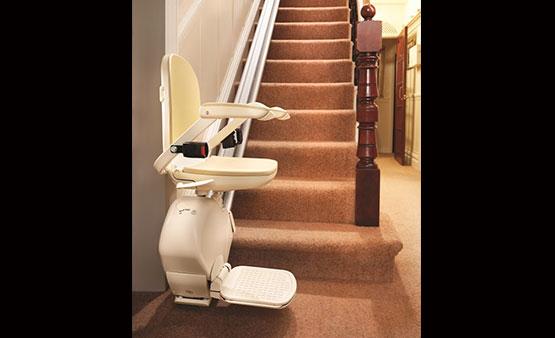 Acorn Brooks stair chair