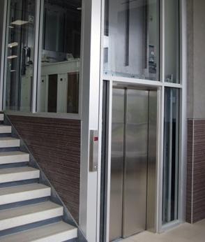 Savaria LULA elevator